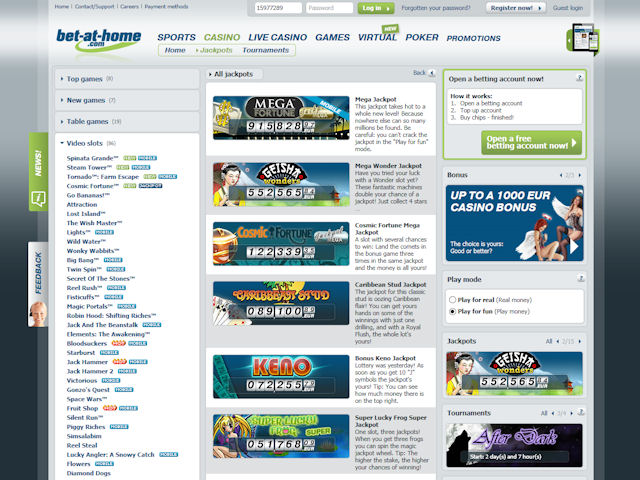 bet-at-home screenshot 2