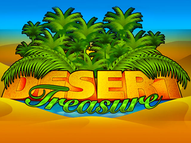 Video slot Desert Treasure