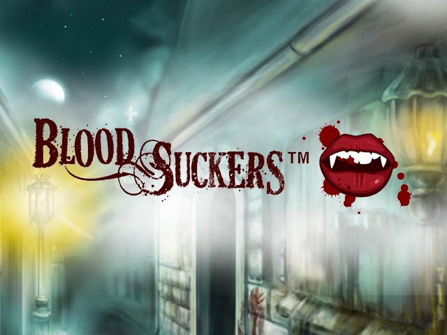 Slot igra s temom pustolovina Blood Suckers™